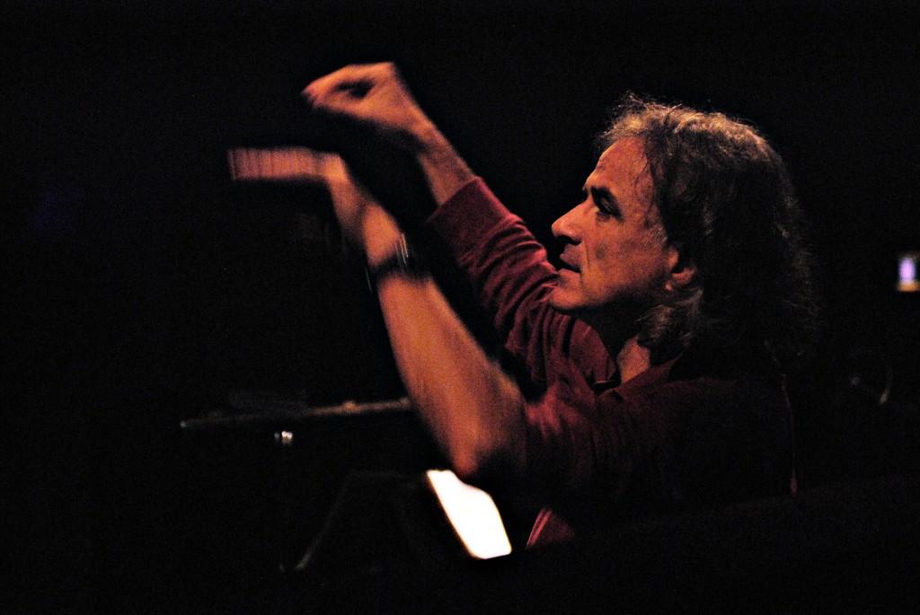 Corrado Casati Maestro del Coro del teatro Municipal di Piacenza